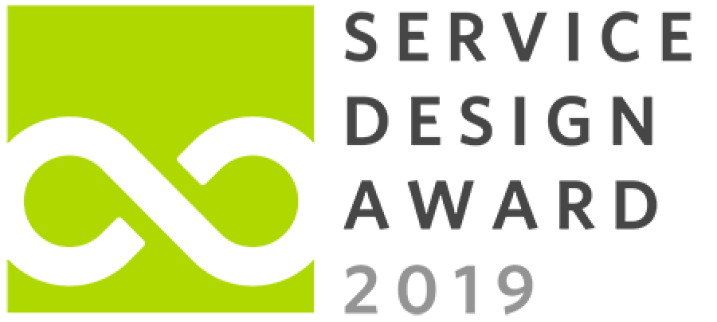 Service Design Award 2019 Winnaar!